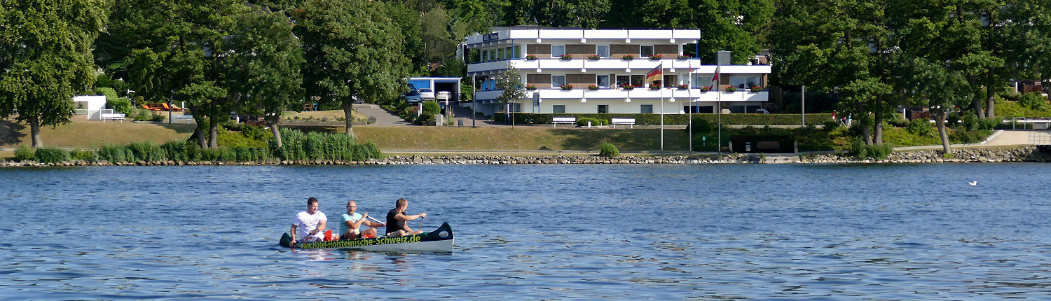 otto-photo Hotel Diekseequell Bad Malente direkt am Dieksee Panorama Promenade