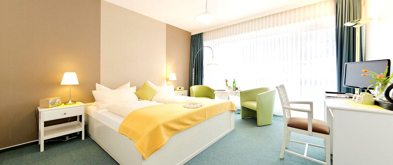 Hotel Diekseequell Zimmer