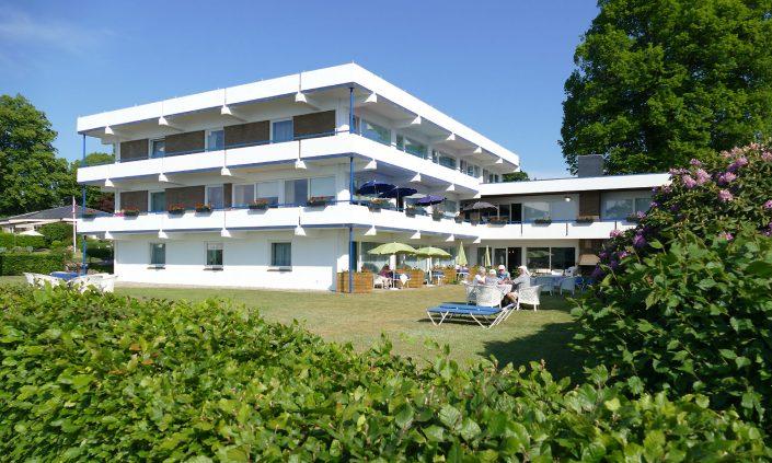 Hotel Diekseequell Bad Malente Liegewiese Diekseepromenade